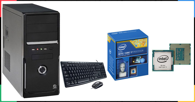 INTEL HASWELL CORE i7 DESKTOP COMPUTER