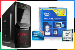 HASWELL CORE i3