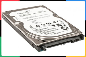 Hard Drive (2.5 Internal Laptop HDD)