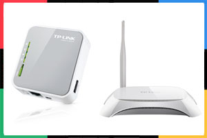 Wireless 3G/4G Routers