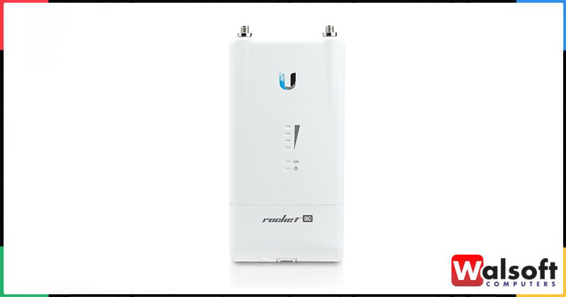 Ubiquiti 5Ghz AirMax AC Rocket Lite PTMP | AT WALSOFT