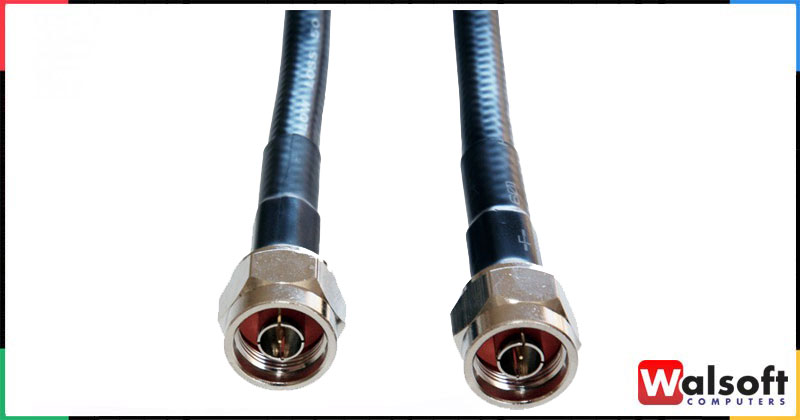 RF Pro N-Type Male to N-Type Male LMR Cable | AT WALSOFT