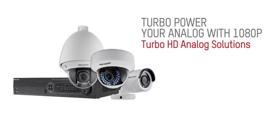 TURBO HD ANALOG SOLUTIONS